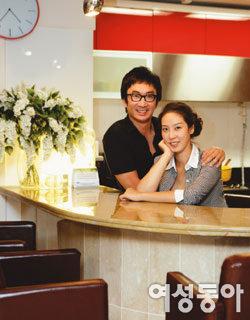 사랑이 넘치는 김승환 이지연 부부의 집을 찾다