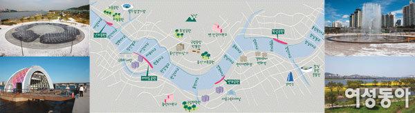 분수쇼·문화공연·캠핑…새 단장한 한강의 재발견