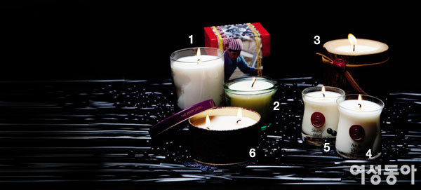 Light up the Aroma Candle