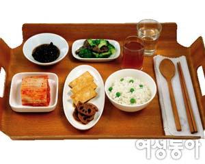 밥상 위 음식으로 암 예방하라