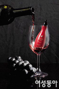 참존 디에이지 레드-와인