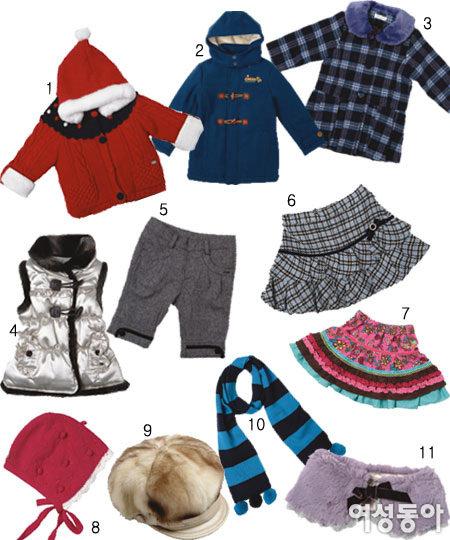 CHEAP&CHIC 우리 아이 겨울옷