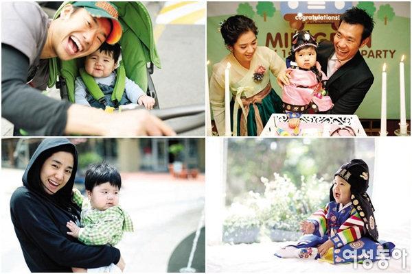 오는 5월이면 두 아이 아빠 래퍼 김진표의 행복일기