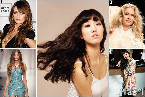 SPRING HAIR TREND