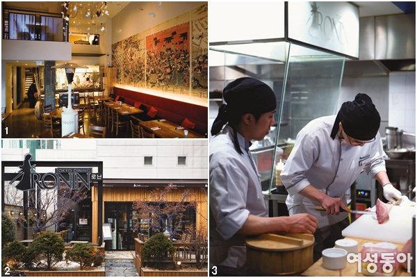 미국 13개 체인 레스토랑 가부키 CEO 조앤 리