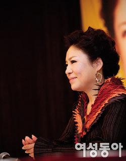 원조 한류스타 김연자 첫 프라이버시 인터뷰