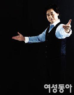 느끼한 영어선생 '앤서니 양' 이병준 얼굴도장 찍고 비상 준비 완료!