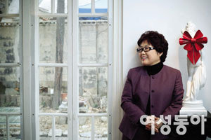 인기 돌풍 '덕혜옹주' 작가 권비영 뒤늦게 꽃피운 문학 인생