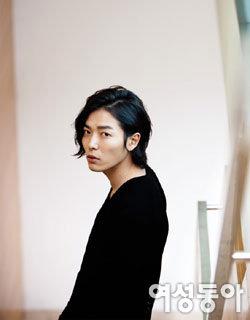 여자보다 아름다운 남자 김재욱의 베일을 벗기다