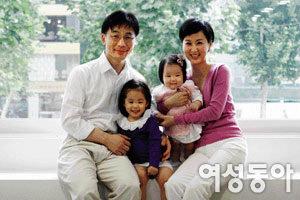 왕상한 교수·변우영 아나운서 부부 소중한 딸들에게 띄우는 편지