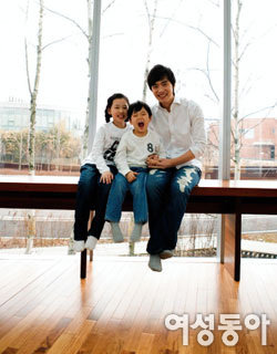 세 아이 아빠 한준호 아나운서 가족 예찬