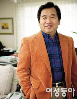 리출선 경기도 새마을회 회장 '21세기 신한류'를 말하다