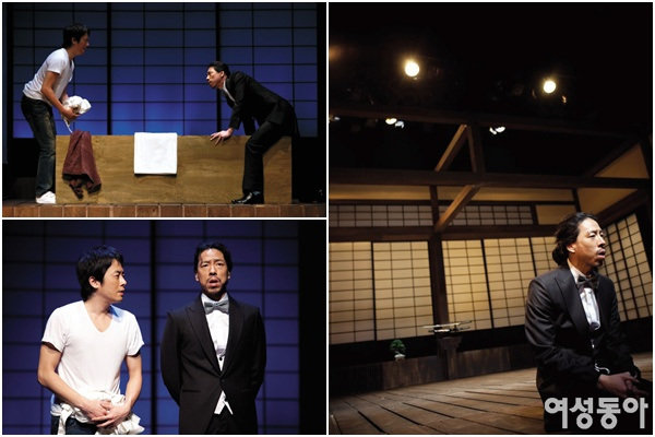 김C 연극무대 도전기