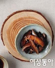 연근&표고버섯으로 만든 건강 밑반찬