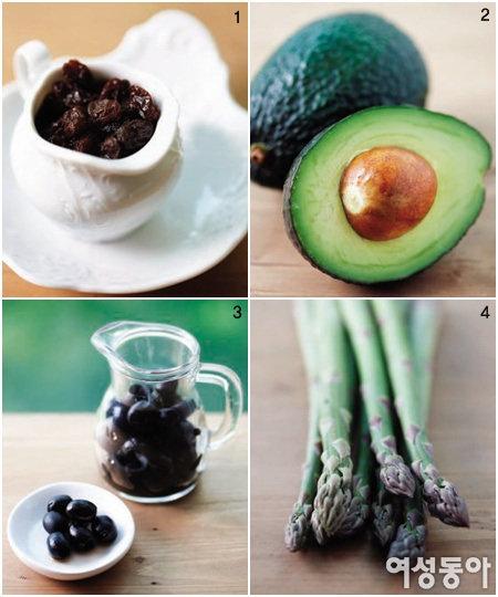 캘리포니아에서 온 건강 과일