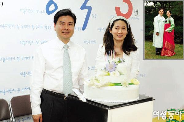정치인 아내로 데뷔, 심은하 인생 2라운드