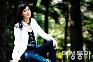 '안정환 부인'에 안주하지 않고 새로운 도전 나선 이혜원의 야망