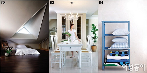 All About Summer Interior