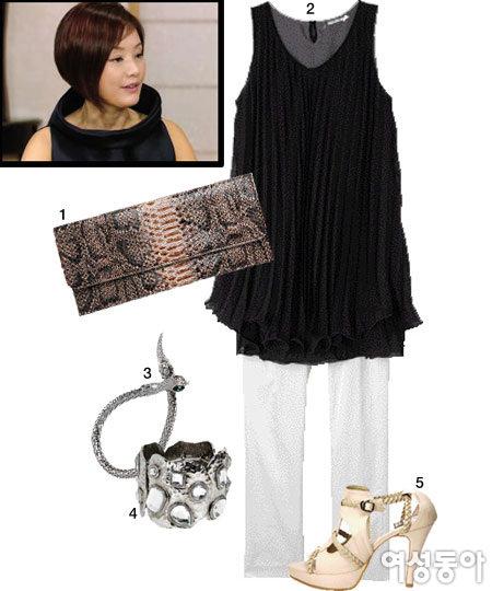 장미희 스타일에서 옷 입기 해답을 찾다