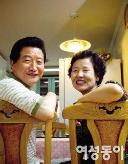 정치계 잉꼬 커플 안상수 의원·전희정 부부
