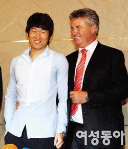캡틴 박지성, 그를 있게 한 세 가지 비밀