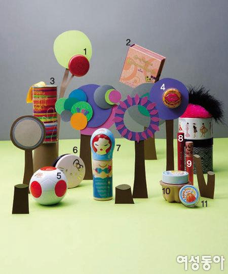 패키지 예쁜 화장품 모여라!