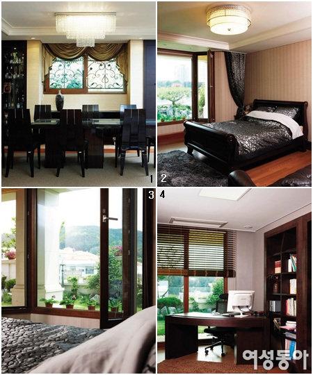 아파트+단독주택, 타운하우스에 살아보니