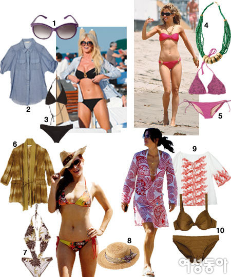 Hot Style on the Beach
