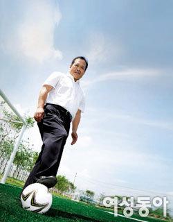 아버지 박성종씨가 들려준 '캡틴' 박지성 인생 & 결혼 계획