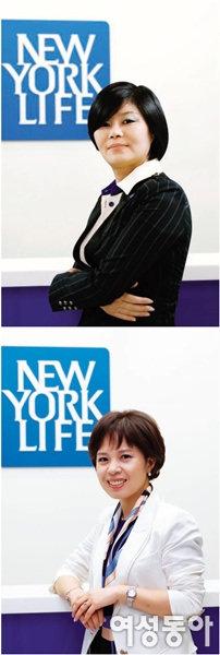 뉴욕라이프 여성 지점장 윤남석·박희정 도전 & 성공 스토리