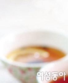 향이 좋은 가을 紅茶