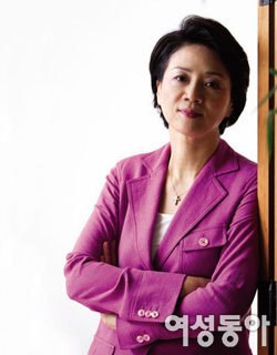 우리 문화 지킴이 정몽준 의원 아내 김영명 예올 이사