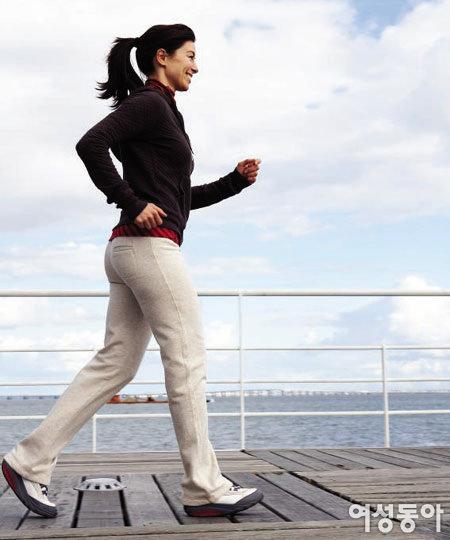 건강해지려면 제대로 걸어라