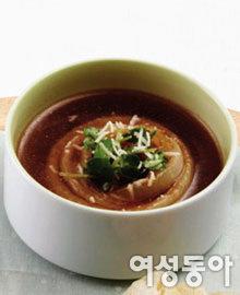 몸과 마음이 따뜻해지는 Soup 한 그릇