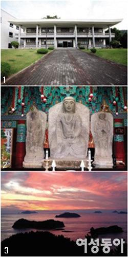 숨 쉬는 공기에도 예술이 묻어나는 문화 보물섬