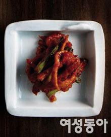 요리연구가 5인의 김장의 기술 & 별미 김치 담기