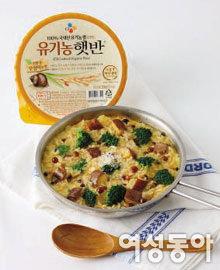 CJ제일제당 '유기농 햇반'