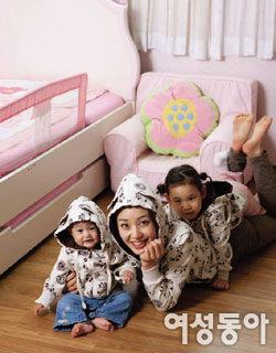 이아현의 새 가족, 새집