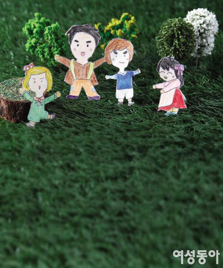 숲 유치원에 거는 희망