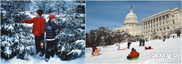 가족·친지와 함께 보내는 미국의 겨울방학, 윈터 브레이크