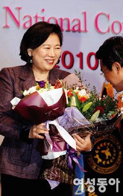 '뚝심 경영' 현정은 현대그룹 회장 인생 스토리