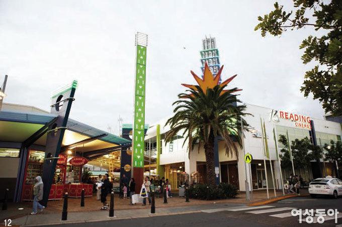 퀸즐랜드 황금빛 낙원, 골드코스트