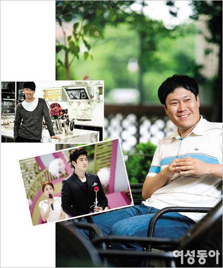 원아웃 뒤 3연타석 홈런 박홍균 PD '최고의 사랑' 성공기