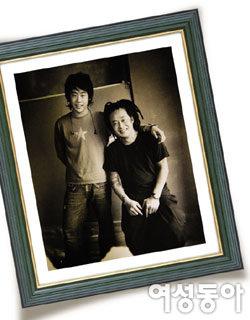 사진작가 김중만 & 아들 김네오
