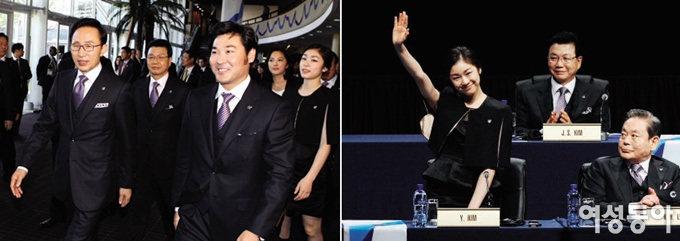 평창 동계 올림픽 유치 드라마 주인공 김진선 특임대사