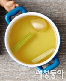엄마손표 천연 조미료 & 초간단 일품요리