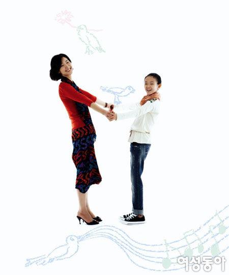 Stylish Mom & Kids