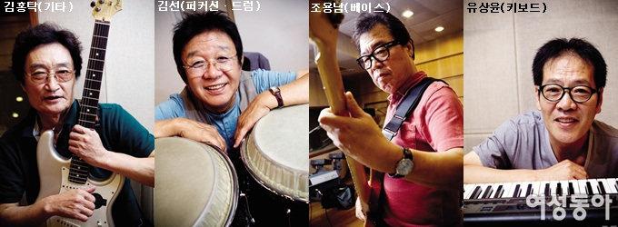 40년 세월 넘은 원조 꽃미남 밴드 히식스