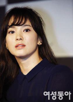 서른 앞둔 배우 송혜교의 '오늘'