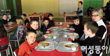 한국보다 한수 위! '교육 강국' 핀란드의 급식 논쟁